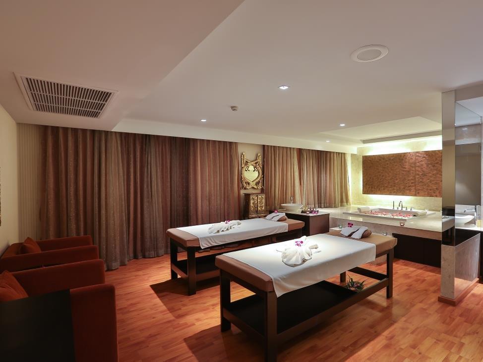 Eastin Hotel Makkasan โรงแรมอีสติน มักกะสัน