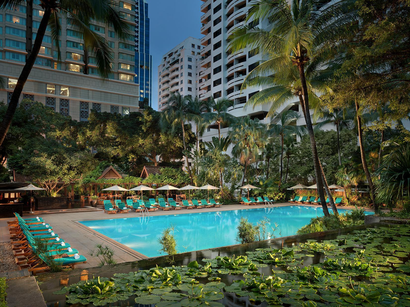 Anantara Siam Bangkok Hotel - Bangkok
