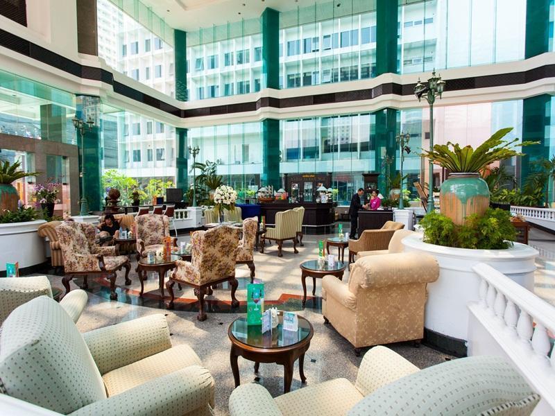 Hotel Windsor Suites & Convention managed by Accor โรงแรมวินด์เซอร์ สวีท แอนด์ คอนเวนชั่น แมเนจบายแอคคอร์