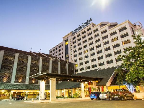 Chiangmai Hill Hotel Chiang Mai