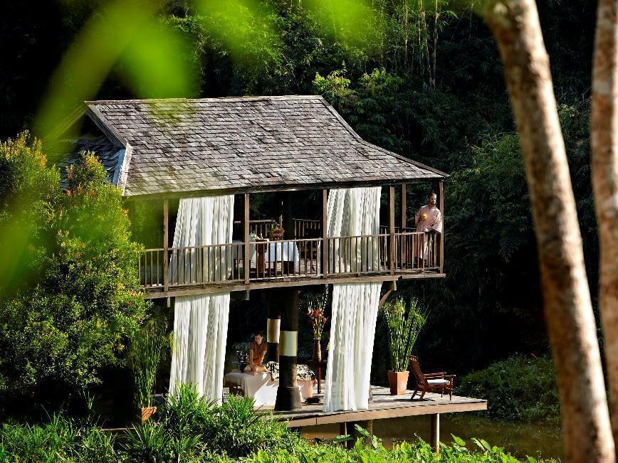 Anantara Golden Triangle Elephant Camp & Resort อนันตรา โกลเด้น ไทรแองเกิ้ล เอเลแฟนท์ แคมป์ แอนด์ รีสอร์ท