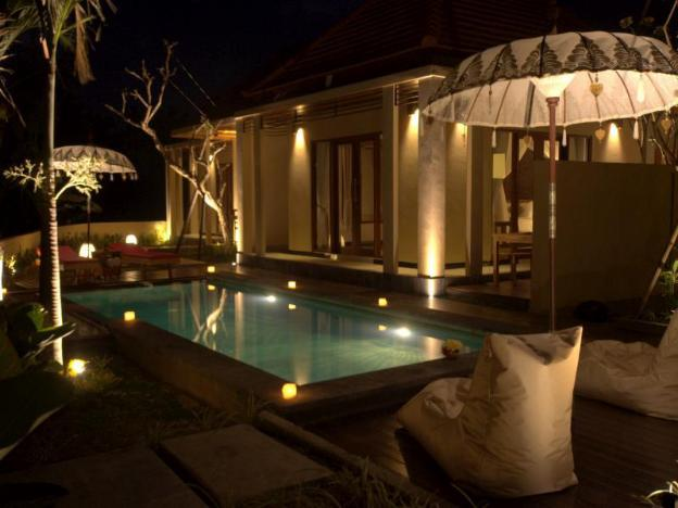 Luxury Two-Bedroom Villa with Views & Private Pool