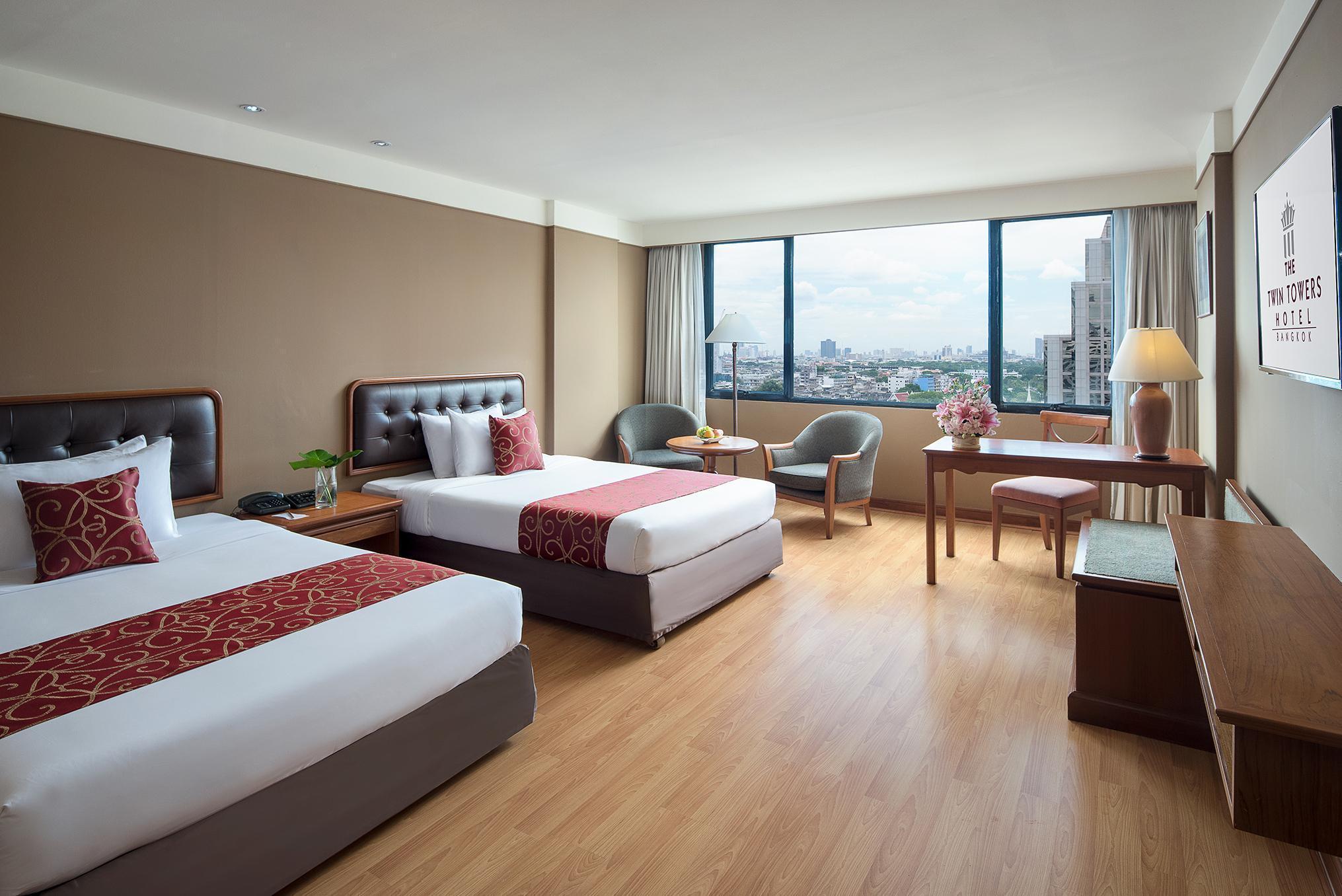 Twin Towers Hotel โรงแรมทวิน ทาวเวอร์