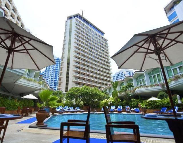 โรงแรมดุสิตธานี กรุงเทพ – Dusit Thani Bangkok Hotel
