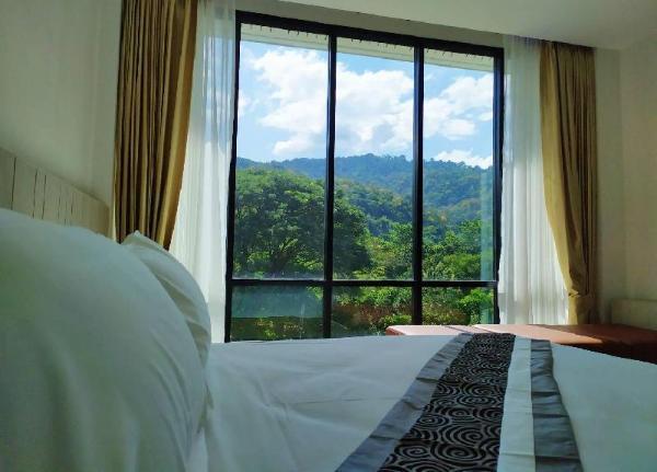 Ozone Hotel Khaoyai Khao Yai