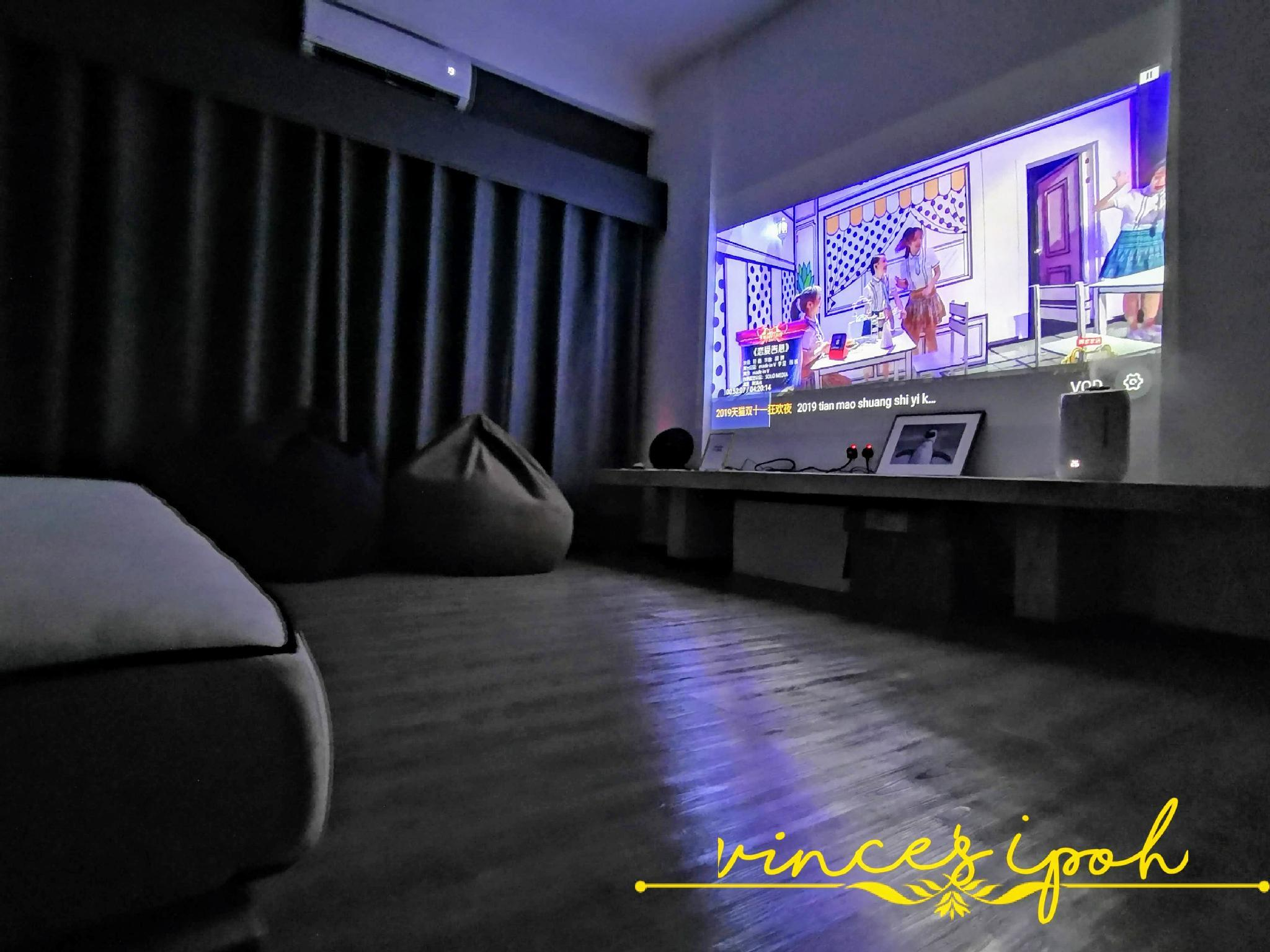 [Projector] Vince ipoh luxurious condo Lost world