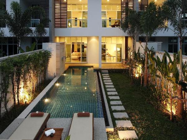 Two Villas Holiday Phuket: Oxygen Style Nai Harn Beach Phuket
