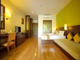 ランタ クリフ ビーチ リゾート アンド スパ Crown Lanta Resort & Spa