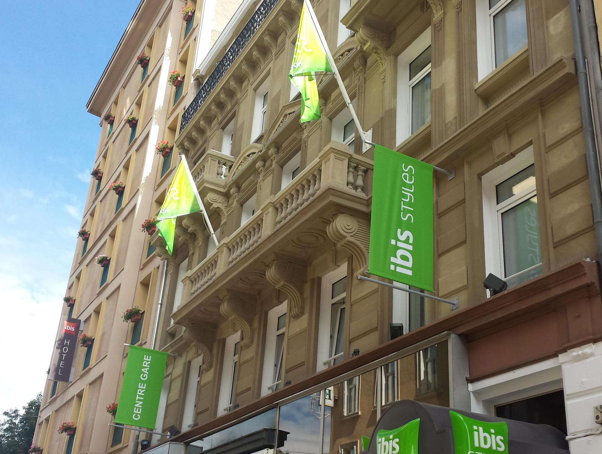 Ibis Styles Strasbourg Gare Hotel