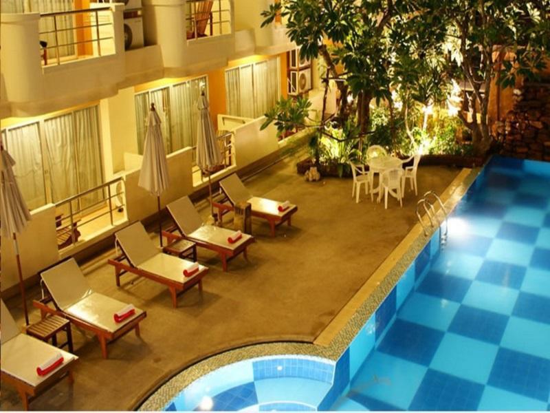 Bella Villa Prima Hotel โรงแรมเบลลา วิลลา พริม่า