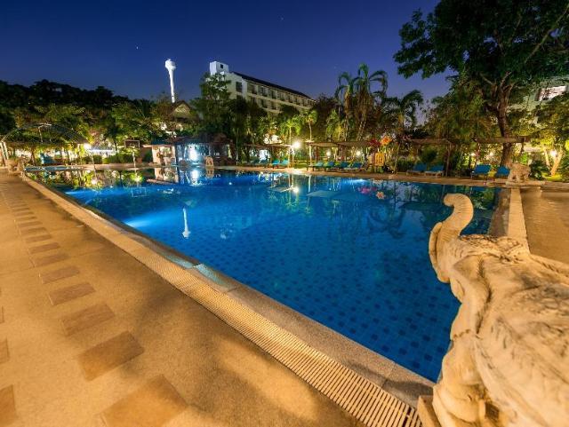 พินนาเคิล แกรนด์ จอมเทียน รีสอร์ท – Pinnacle Grand Jomtien Resort