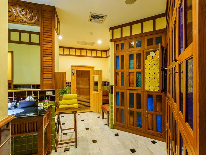 Andaman Seaview Hotel Karon Beach โรงแรมอันดามัน ซีวิว หาดกะรน