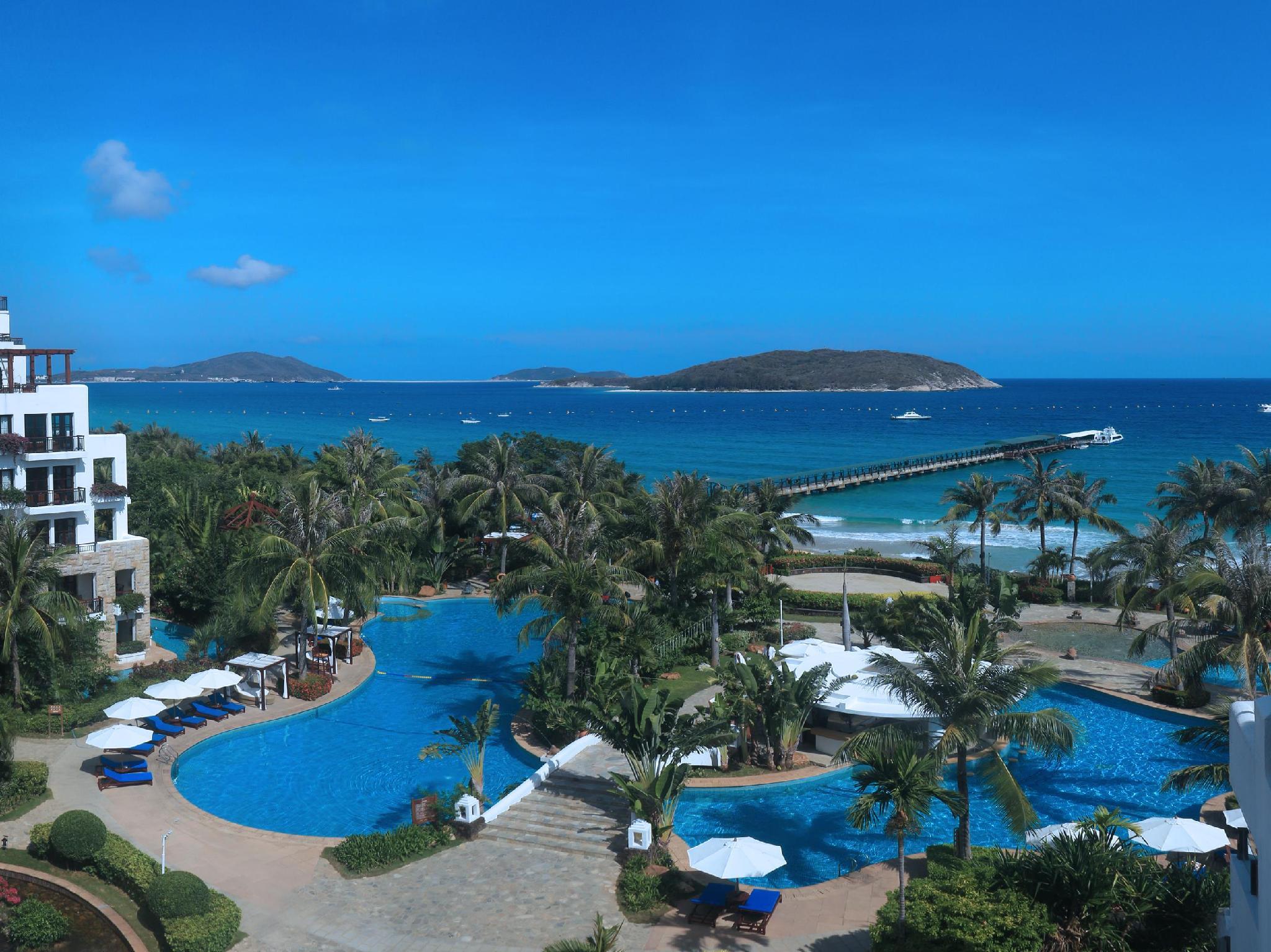 Aegean Suites Sanya Yalong Bay Resort