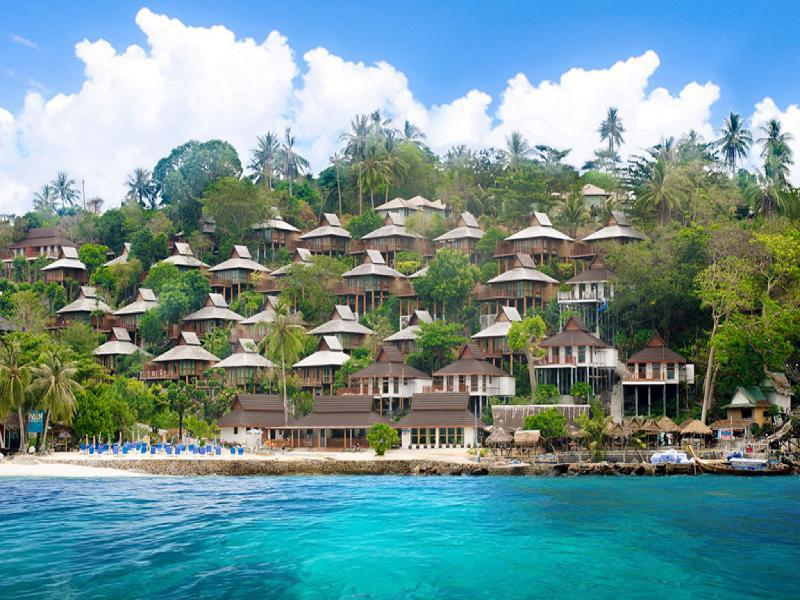 Phi The Beach Resort Hotel Island