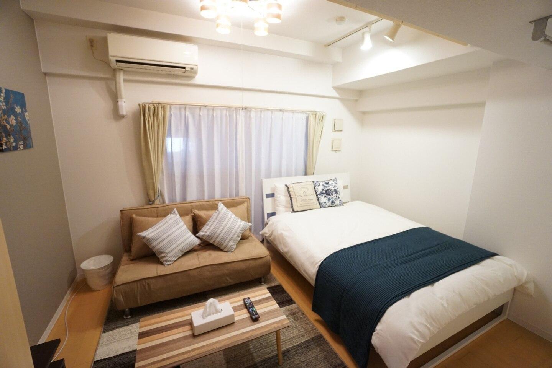 Apartment Serenite Namba West 305