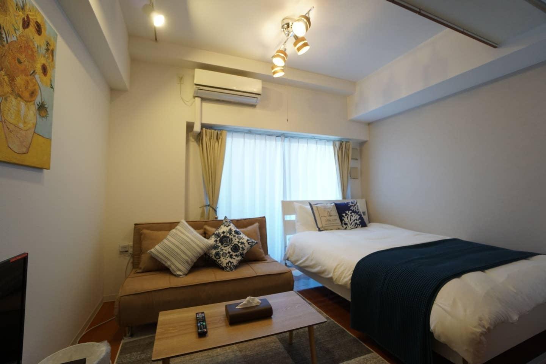 Apartment Serenite Namba West 407