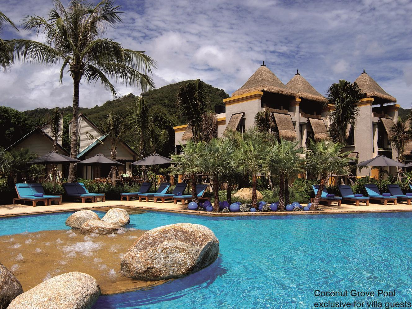 Movenpick Resort & Spa Karon Beach Phuket โมเวนพิค รีสอร์ตแอนด์สปา กะรน บีช ภูเก็ต
