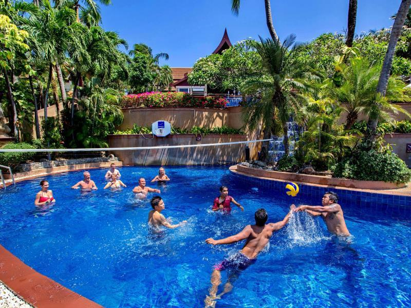 Novotel Phuket Resort Phuket Thailand Overview