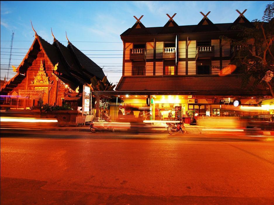 รีวิว โรงแรมพาราซอล โอลด์ทาวน์ เชียงใหม่ บาย คอมพาส ฮอสปิทาลิตี้ Pantip