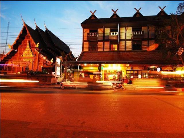 โรงแรมพาราซอล โอลด์ทาวน์ เชียงใหม่ บาย คอมพาส ฮอสปิทาลิตี้ – Parasol Hotel Old Town Chiang Mai by Compass Hospitality
