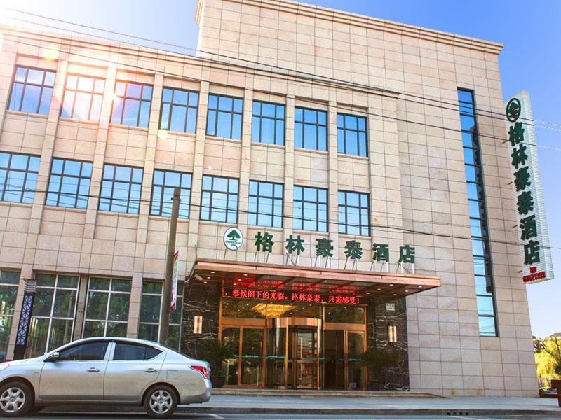 GreenTree Inn Shanghai Songjiang Dongjing Tongle Road Business Hotel