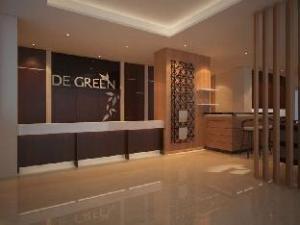 デ グリーン シティ ホテル ランプン (De Green City Hotel Lampung)