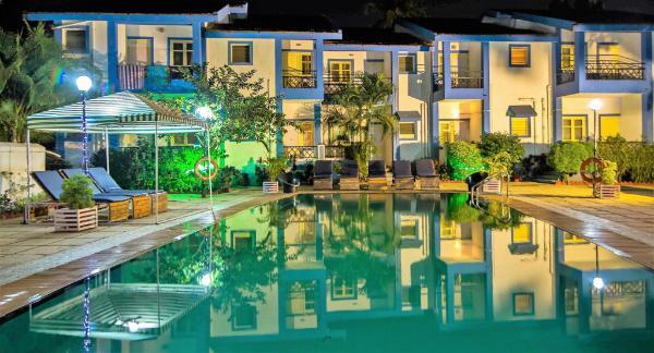 Ondas Do Mar Beach Resort Phase 2 Goa