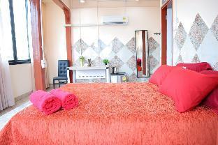 [サトーン]スタジオ アパートメント(14 m2)/1バスルーム  Sky bedroom with a smooth life view