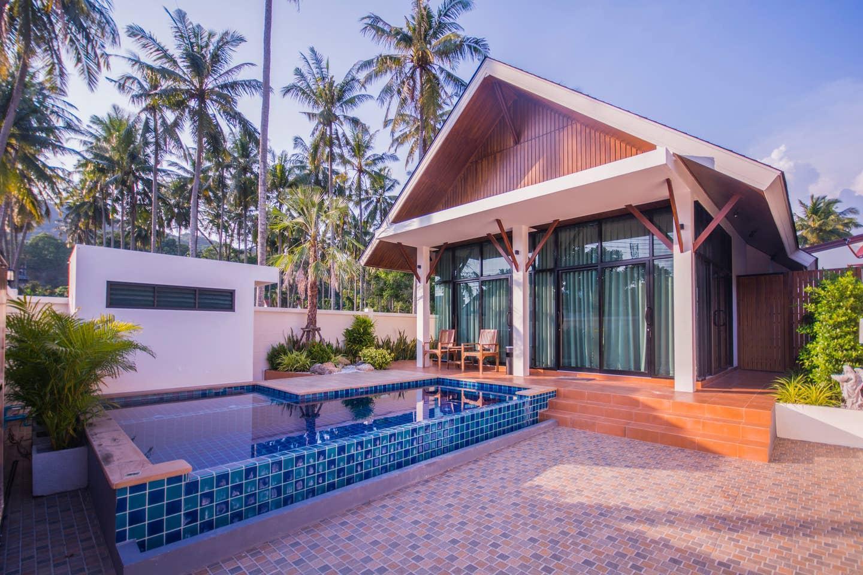 Sofina Pool Villa วิลลา 2 ห้องนอน 2 ห้องน้ำส่วนตัว ขนาด 110 ตร.ม. – อ่าวนาง
