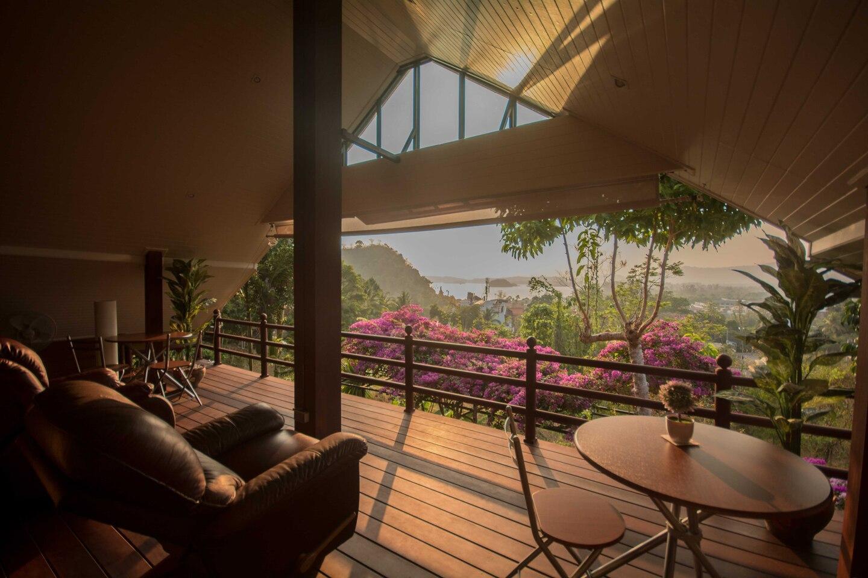 Seaview Cabin Club Krabi Villa วิลลา 2 ห้องนอน 2 ห้องน้ำส่วนตัว ขนาด 130 ตร.ม. – อ่าวนาง