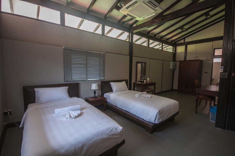 Seaview Cabin Club 1 บ้านเดี่ยว 1 ห้องนอน 1 ห้องน้ำส่วนตัว ขนาด 100 ตร.ม. – อ่าวนาง