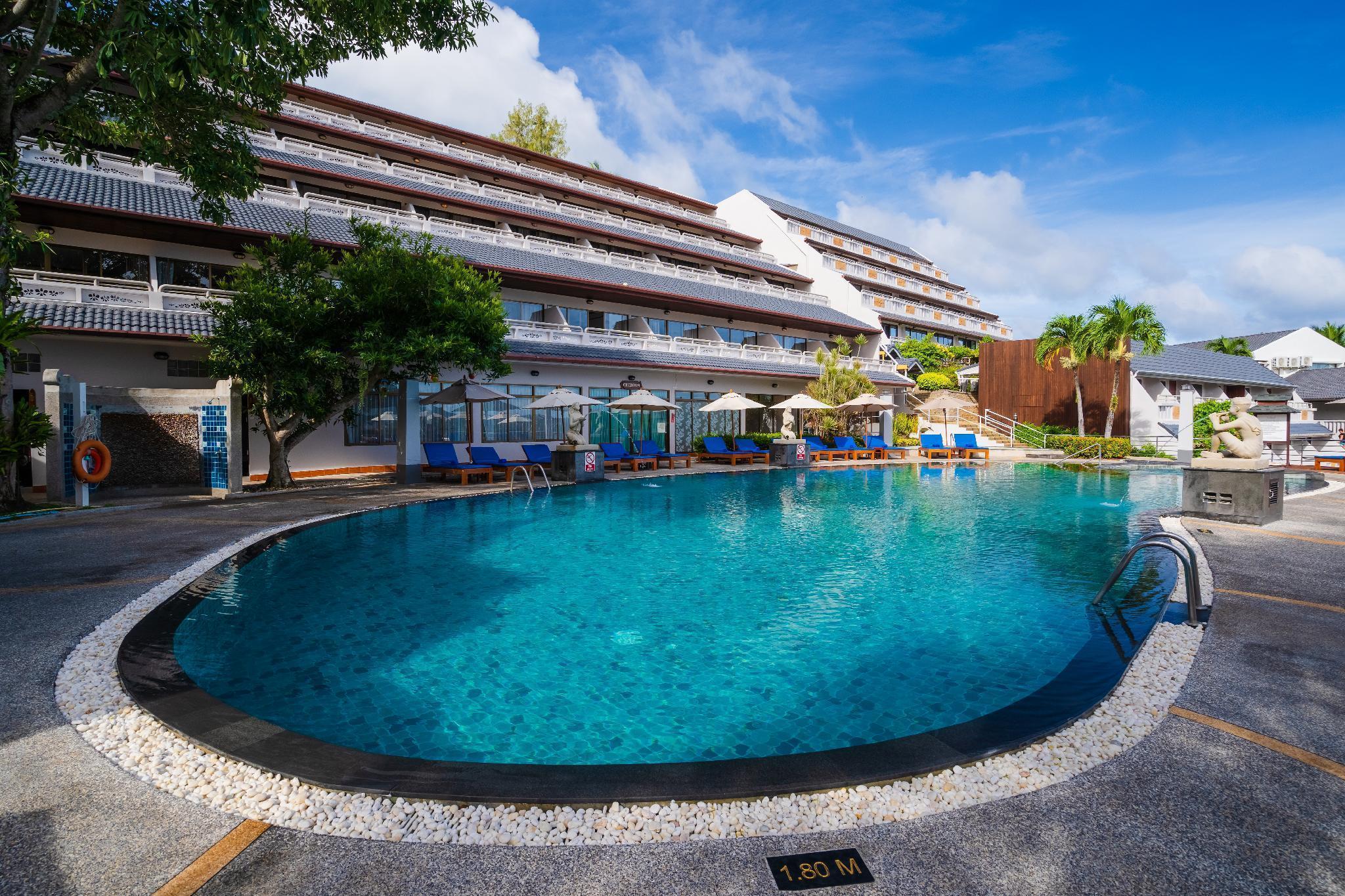 Orchidacea Resort - Kata Beach ออร์คิดเดเซีย รีสอร์ต - หาดกะตะ