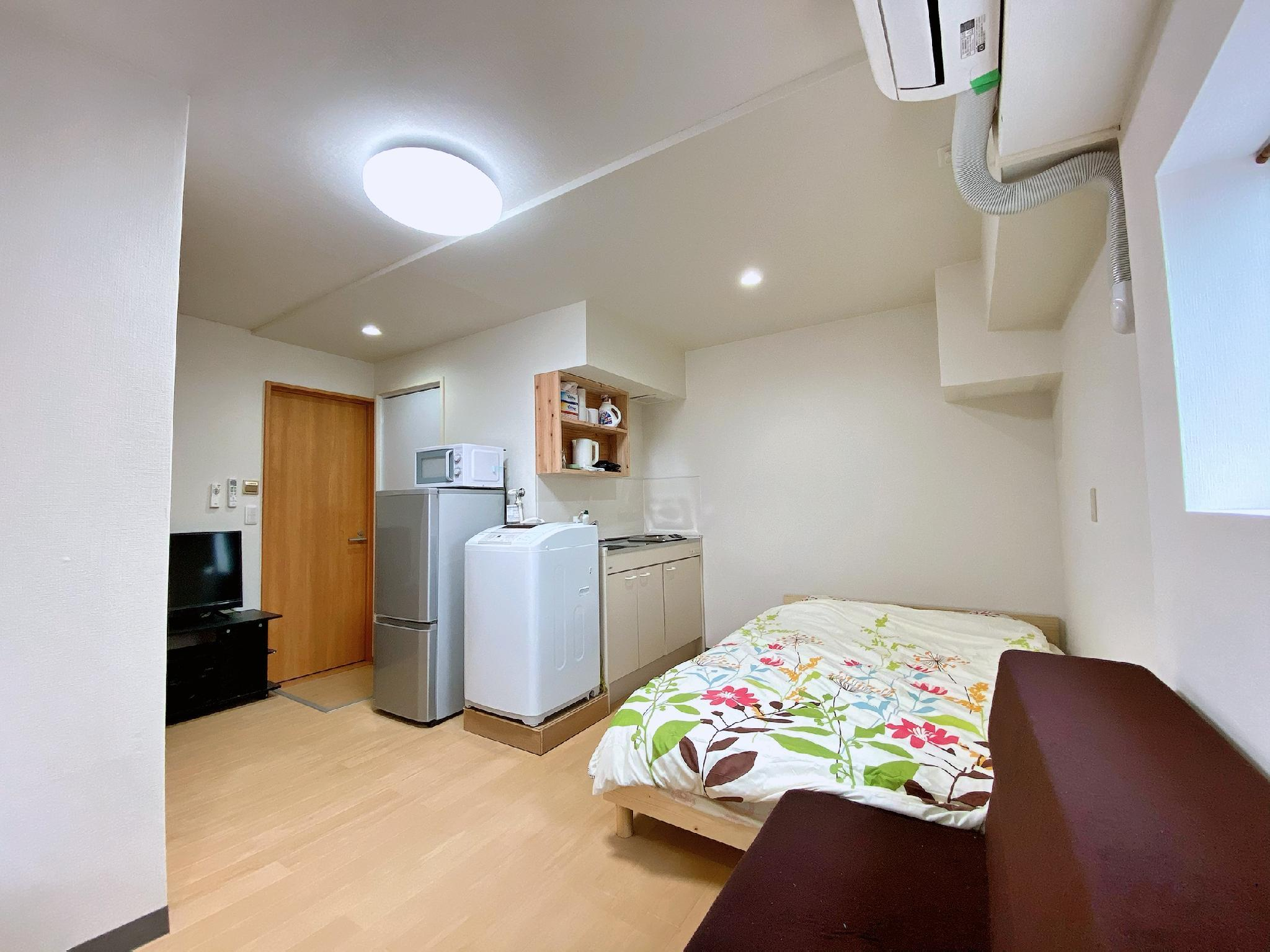SKYTREE 4bathrooms+4Suite ABCD 5 Min Oshiage St.