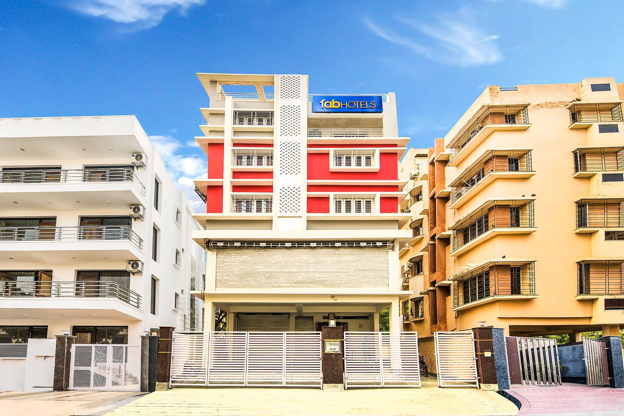 FabHotel Kolkata Residency