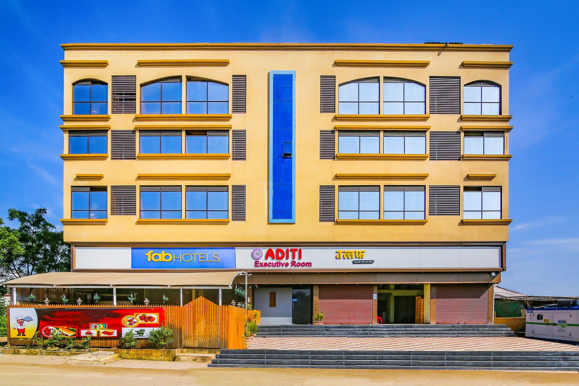 FabHotel Aditi Executive