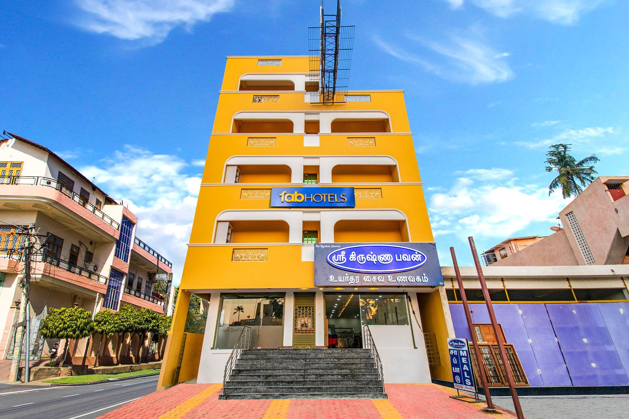 FabHotel Radha Residency