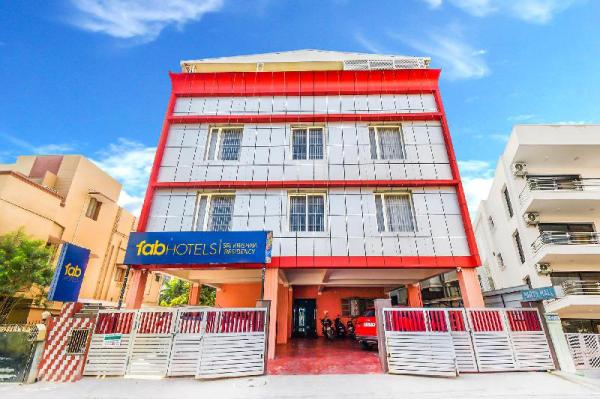FabHotel Sri Krishna Residency Chennai