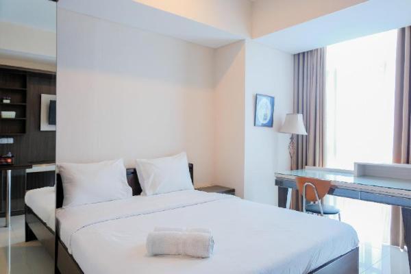 Relax Stay Studio Room @ Roseville Apt By Travelio Tangerang
