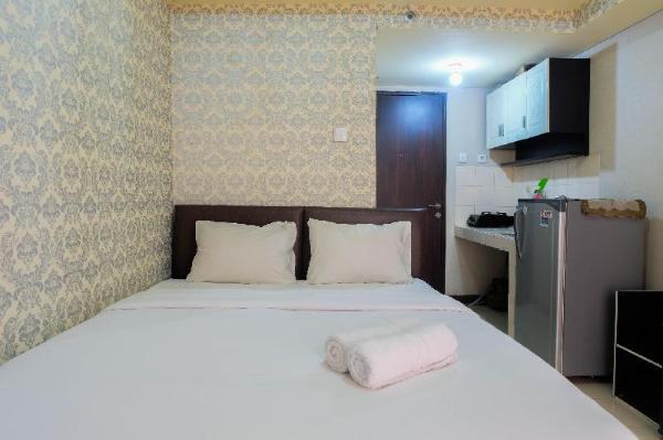 Comfy Studio at Serpong Greenview Apt By Travelio Tangerang