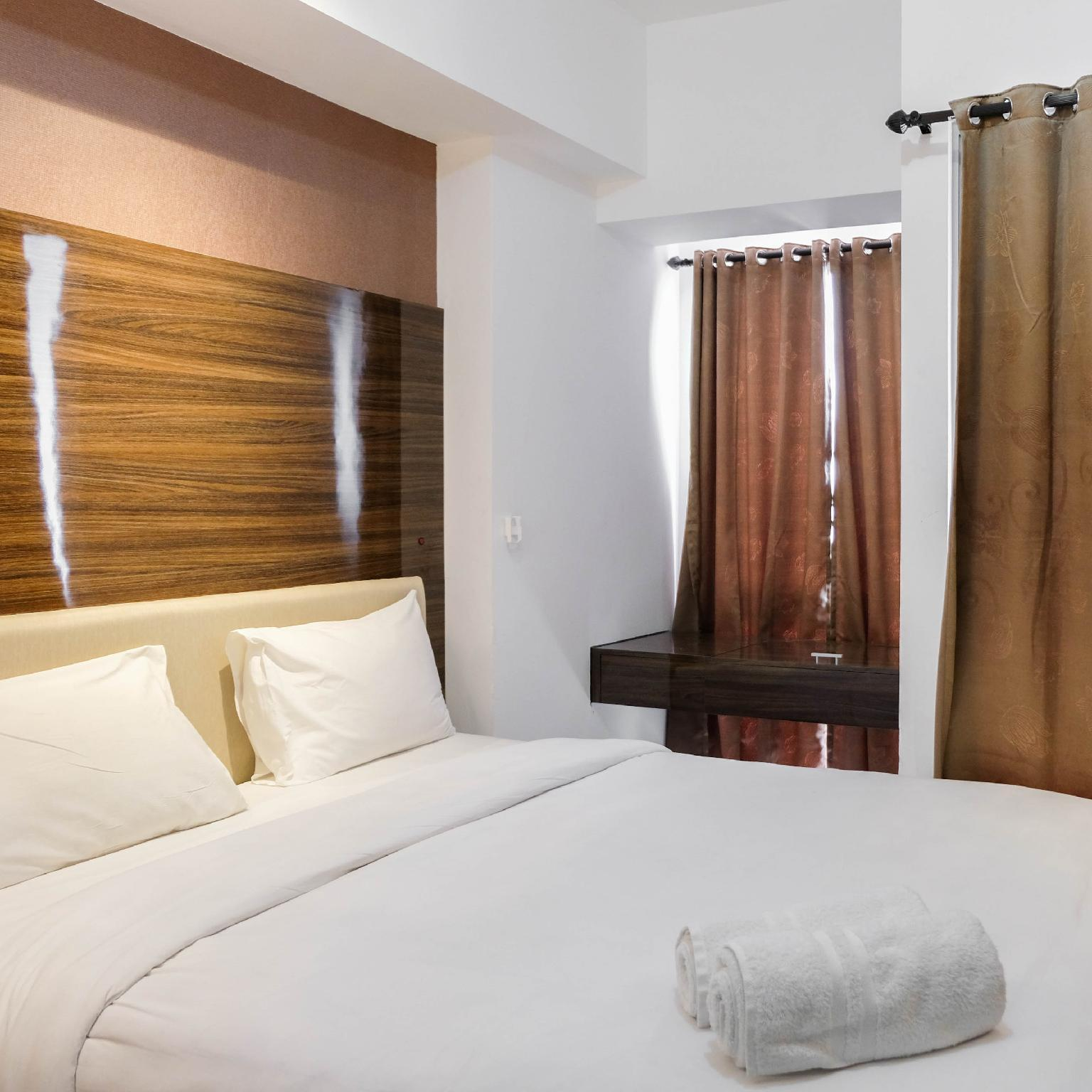 Fully Furnished Studio Apt @ Midtown By Travelio