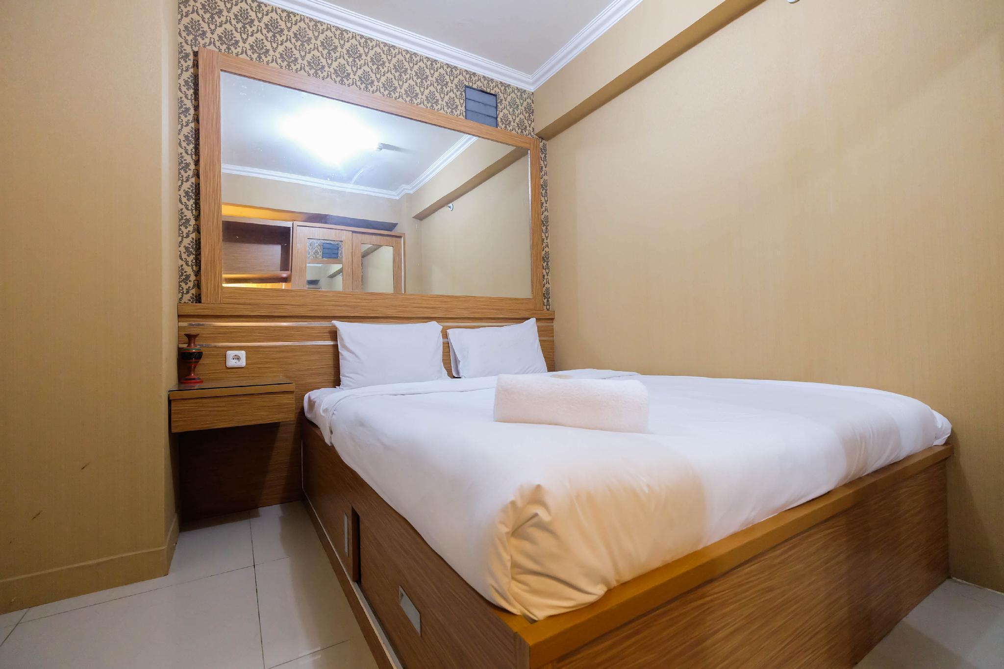Cozy Stay 2BR @Green Pramuka Apartment By Travelio