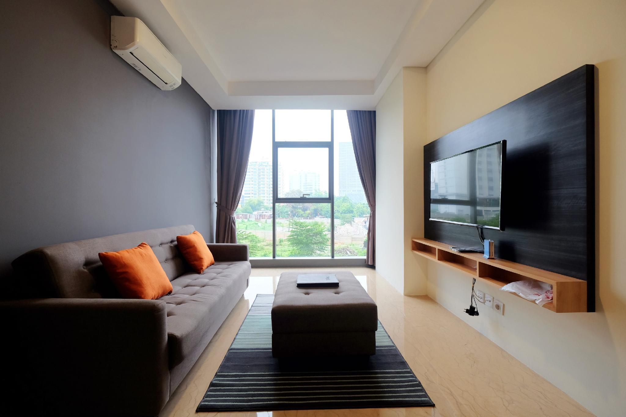 Relaxing 2BR Pancoran L'Avenue Apt By Travelio