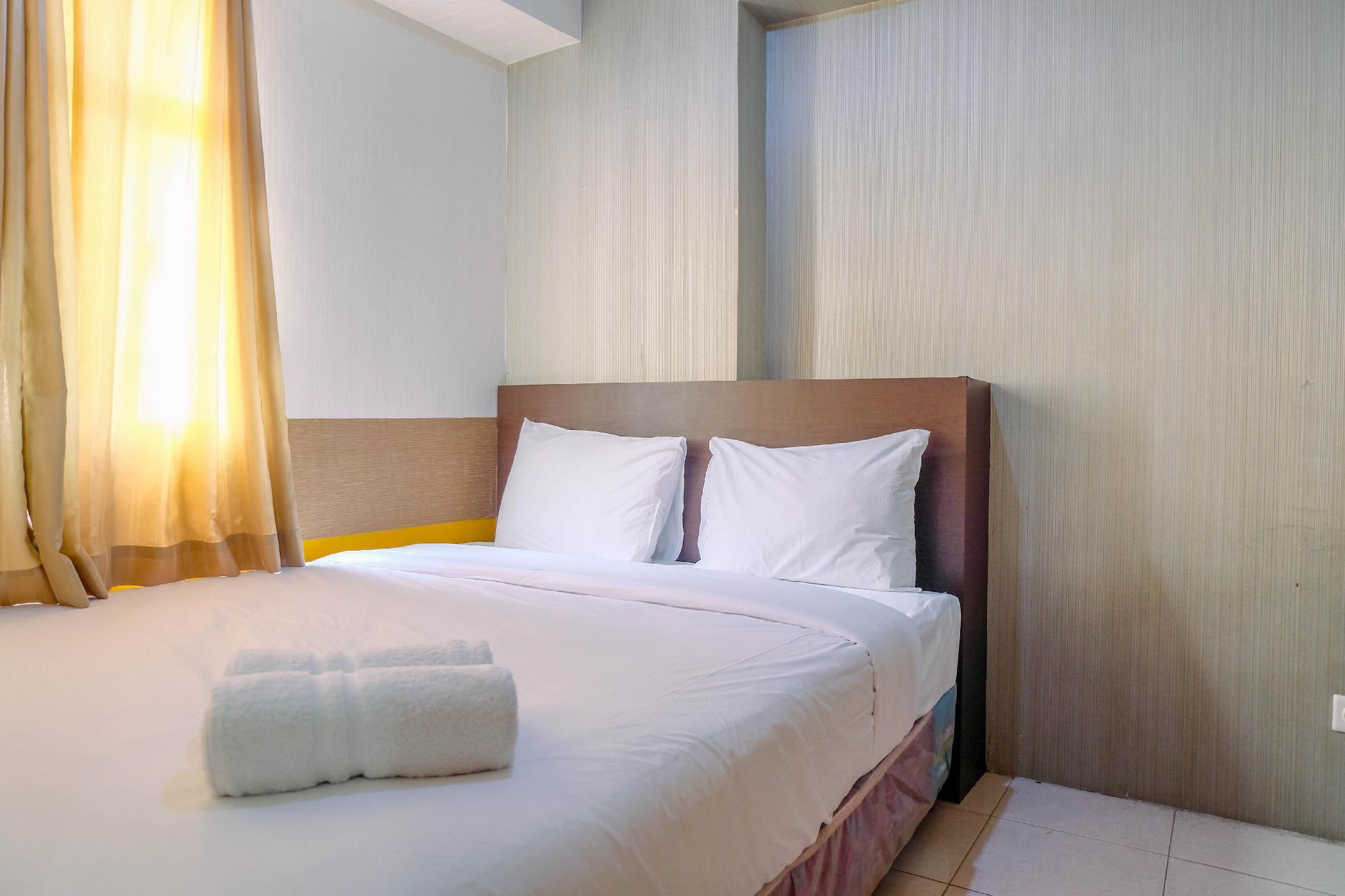 Elegant 2BR At Kalibata City Apartment By Travelio