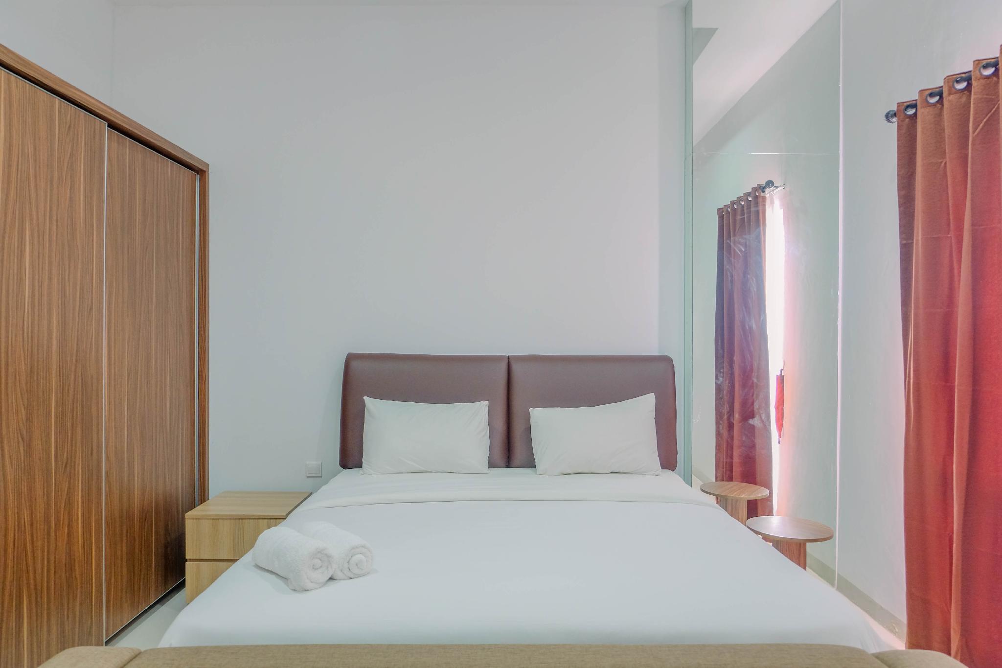 Cozy Studio Apt Azalea Suites Cikarang By Travelio