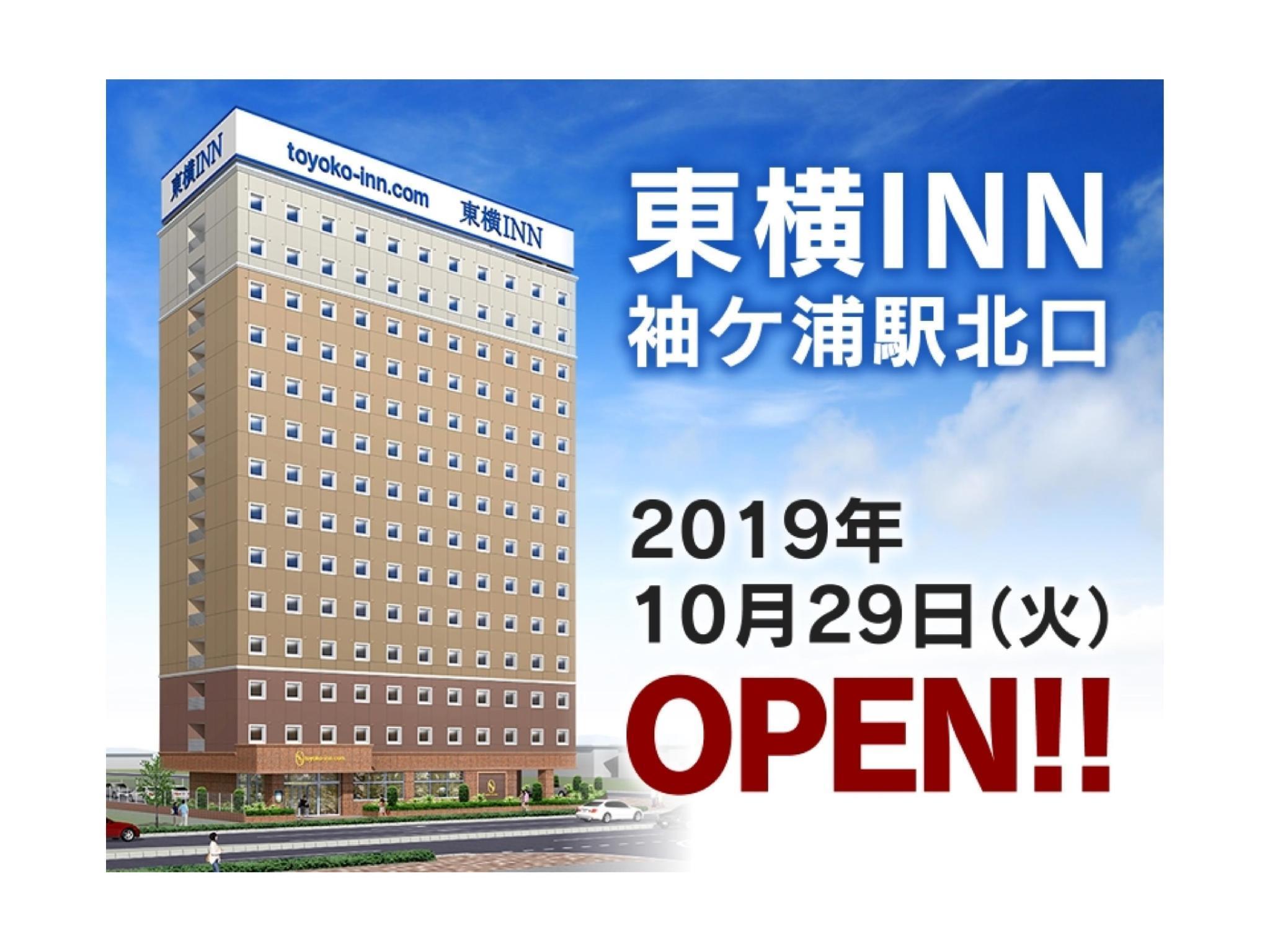 Toyoko Inn Sodegaura Eki Kita Guchi