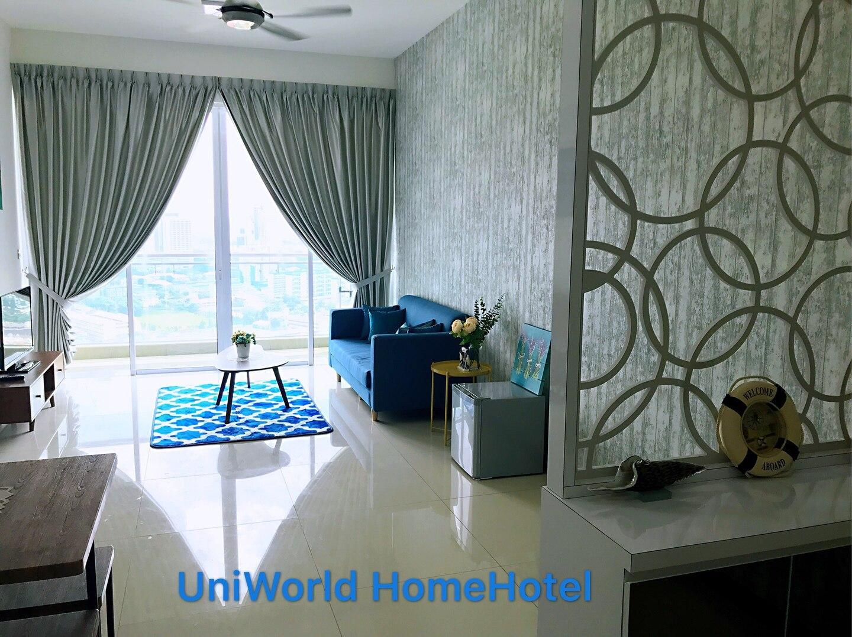 Luxury Beach Style 2 Bedroom Paragon Suites 1 6pax