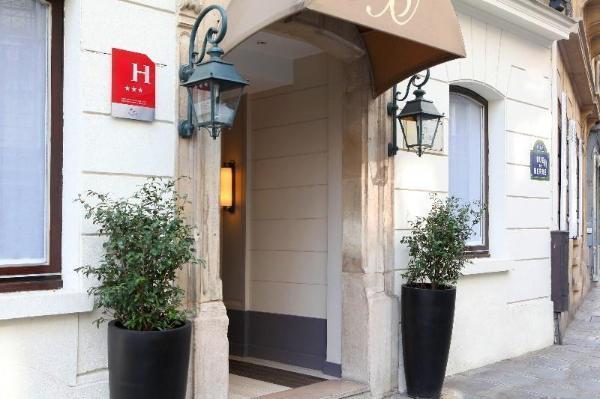 Hotel Berne Opera Paris