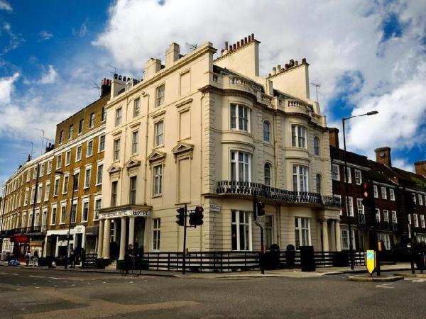 Brunel Hotel Paddington London