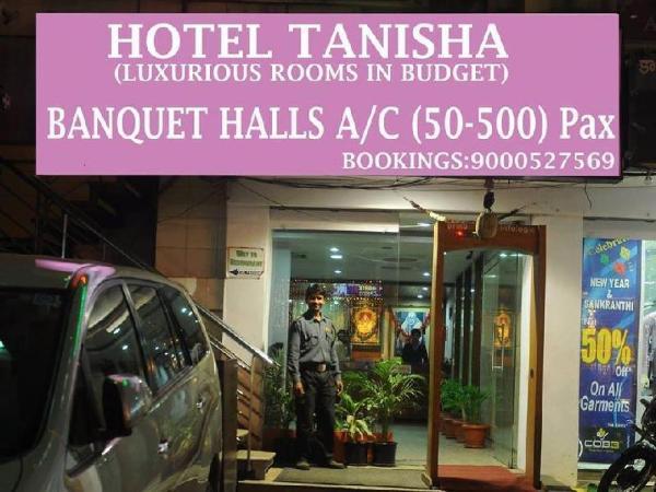 Hotel Tanisha Hyderabad