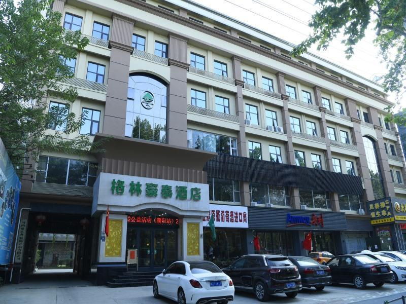GreenTree Inn Puyang Hualong District Zhongyuan Road